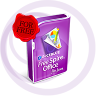 Free Spire. Office for Java