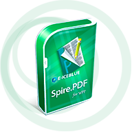 Spire. PDF for WPF