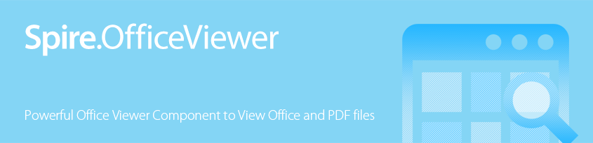 Spire.OfficeViewer 6.6