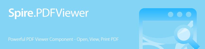 Spire.PDFViewer 4.11.8