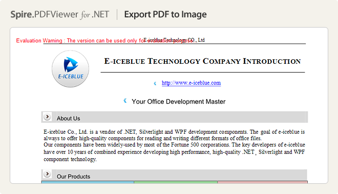 Export PDF to Image