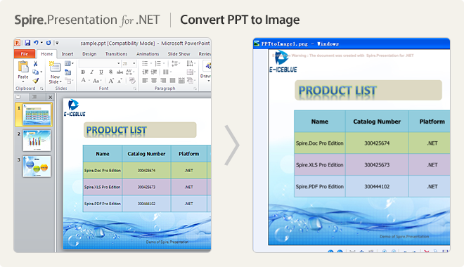 Convert PPT to Image