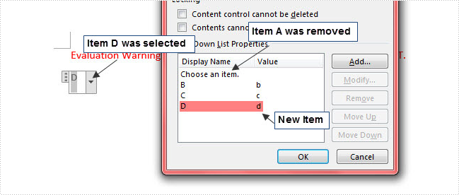 How to Add, Select and Remove an Item in Combo Box in C#, VB.NET