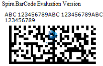 How to Create DataMatrix Barcode in C#