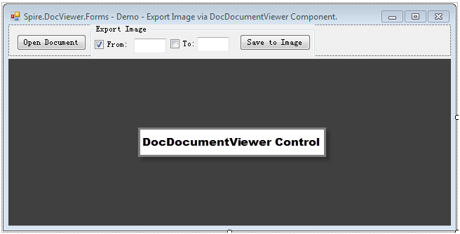 Export Word File as Image using Spire.DocViewer