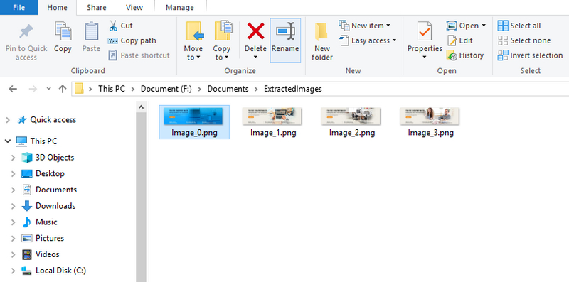 Extract Images from PDF in Java