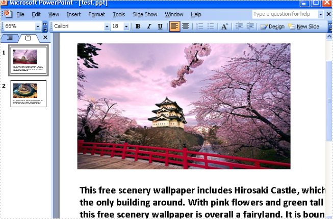 Extract Images from a PowerPoint Document