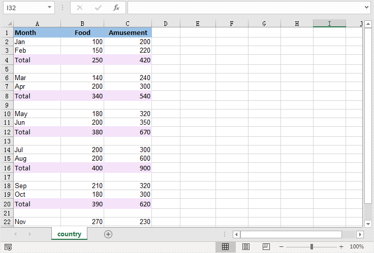 Find and Replace Data in Excel in Java