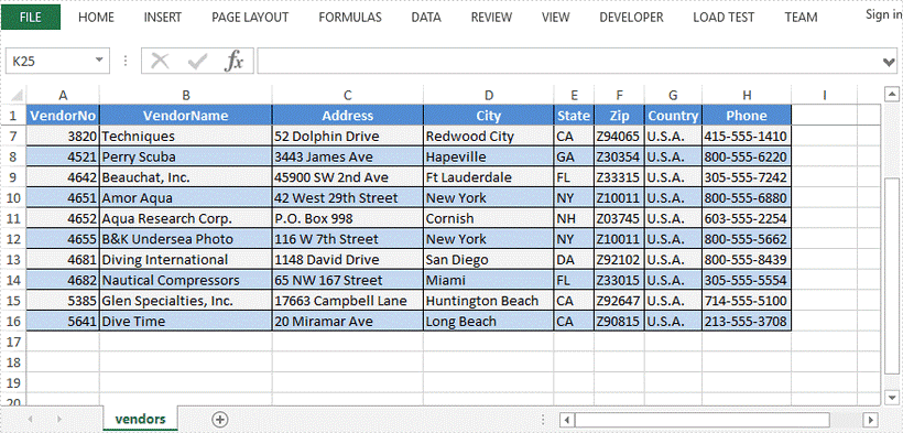 Freeze or Unfreeze Excel Rows and Columns in Java