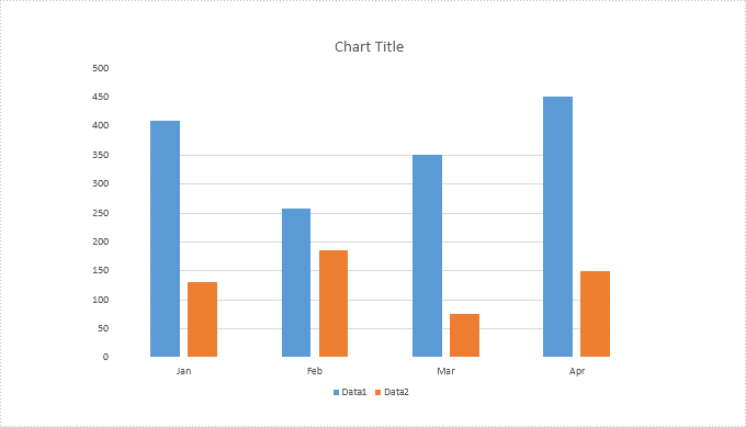 Hide or Show a Series of a Chart in PowerPoint in C#