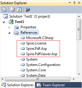 How to use Spire.PDFViewer for ASP.NET