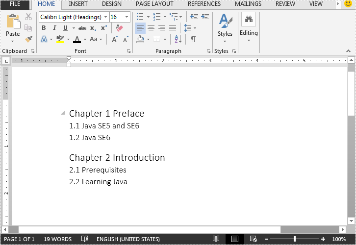Keep Word Headings as PDF Bookmarks When Converting Word to PDF in C#