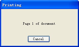 Print word document without showing print processing dialog