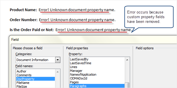 How to Remove Custom Property Fields in C#, VB.NET