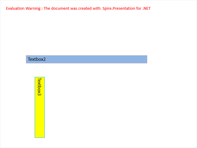 Remove Textbox from PowerPoint Files