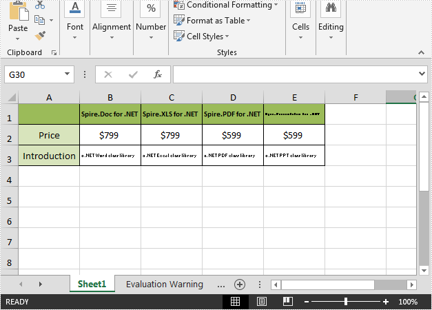 Shrink Text to Fit in a Cell in Excel in C#
