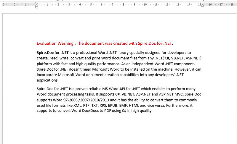 How to remove the hyperlinks from the word document in C#