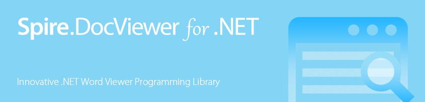 Downloads - Spire DocViewer for  NET