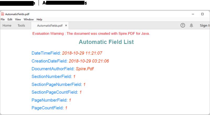 Spire.PDF for Java 2.7.8 full