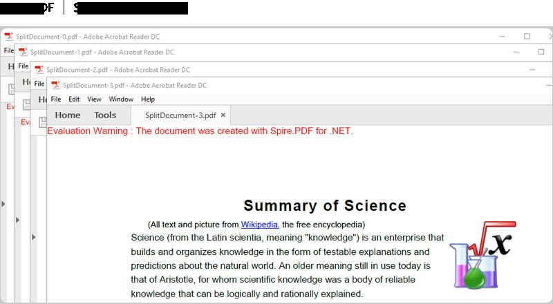 NET PDF API - Developing PDF in C#, VB NET, ASP NET