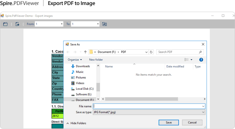 NET PDF Component - Developing PDF in C#, VB NET, ASP NET | Spire PDF