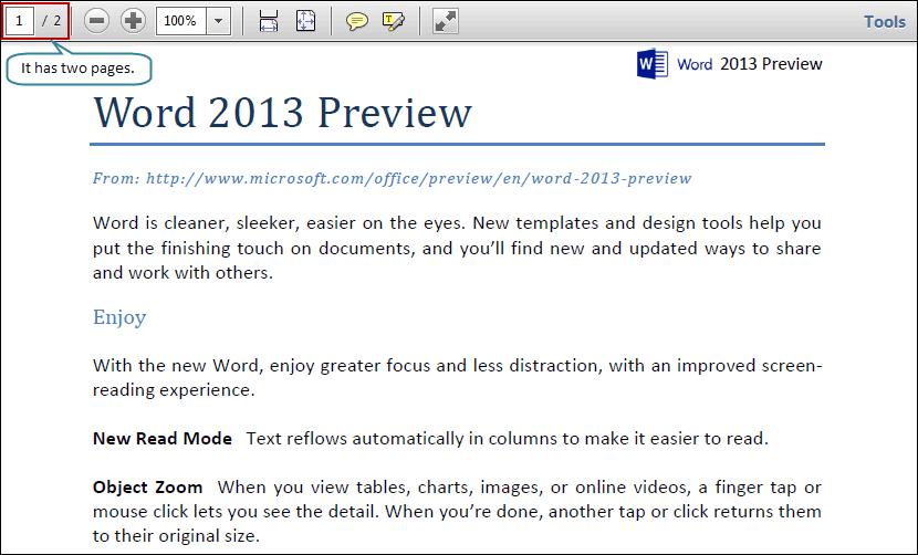 Remove PDF Page