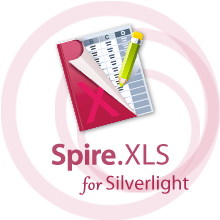 Spire.XLS for Silverlight