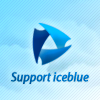 support iceblue